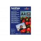 Inkjetpapier Brother BP-71 A4 Glans 260gr 20 vel