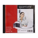 CD-opbergdoosje(jewelcase) Quantore; pk 10 stuks