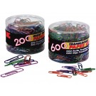 Paperclips OIC 50mm plastic ds