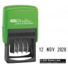 Datumstempel Colop S220 green line