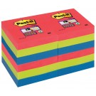 Memoblok Post-it Super Sticky 51X51mm Bora pk