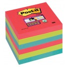 Memoblok Post-it Super Sticky 76X76mm Bora pk