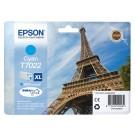 Inktcartridge Epson T70224010 blauw HC