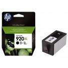 Inktcartridge HP CD975A (920XL) zwart; 49ml