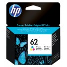 Inktcartridge HP C2P06AE (62) kleur; 4.5ml
