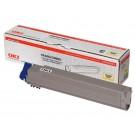 Toner Oki C9600/9650/9800 HC geel (42918913)