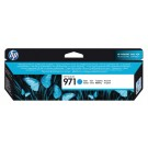 Inktcartridge HP CN622AE (971) blauw; 24.5ml