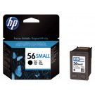 Inktcartridge HP C6656GE (56) zwart; small