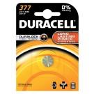 Batterij Duracell 377 Duralock Zilver Oxide