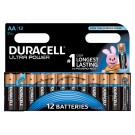 Batterij Duracell Ultra Power 12xAA alkaline