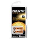 Batterij Duracell Da13 Hearing Aid