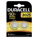 Batterij Duracell 2025 Lithium 2pack