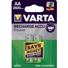 Batterij Oplaadbaar Varta Aa Hr6 2600mah Ready2use
