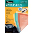 Voorblad Fellowes A4 Pvc 300micron Transparant