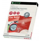Lamineerhoes Leitz Ilam A4 2x175micron; ds 100st