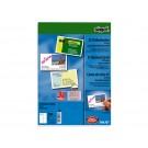 Visitekaartjes Sigel 3c 210gr Fotokwal Inkjet Wit