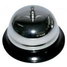 Receptiebel baliebel chroom