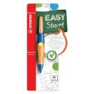 Vulpotlood Stabilo Easyergo 1.4mm Links Bl/Neon Or