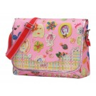 Tas: Oilily Courierbag Pink