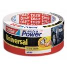 Plakband Tesa Universal Extra Power 50mmx25m Wit