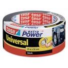 Plakband Tesa Universal Extra Power 50mmx25m Zwart