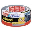 Plakband Tesa Universal Extra Power 50mmx25m Zilver