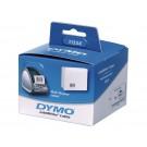 Dymo label 11354 tbv labelwriter, 57x32mm rol
