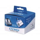 Dymo label 11356 tbv labelwriter, naambadge verwijderbaar 89x41mm rol