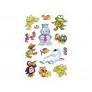 Etiket Herma 3314 Waterdieren 42st