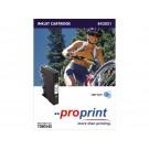 Inktcartridge Quantore Epson T080540 lichtblauw