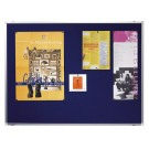 Prikbord Lega Trendline/Premium 45x60cm blauw
